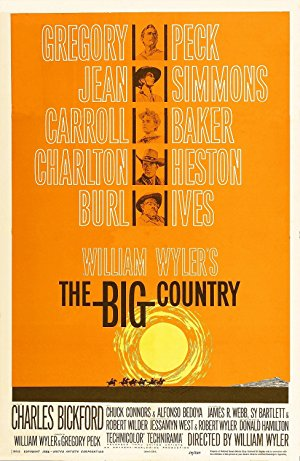 The Big Country (1958)